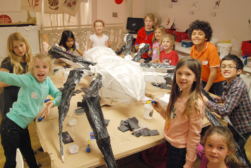 Kids Holiday workshops
