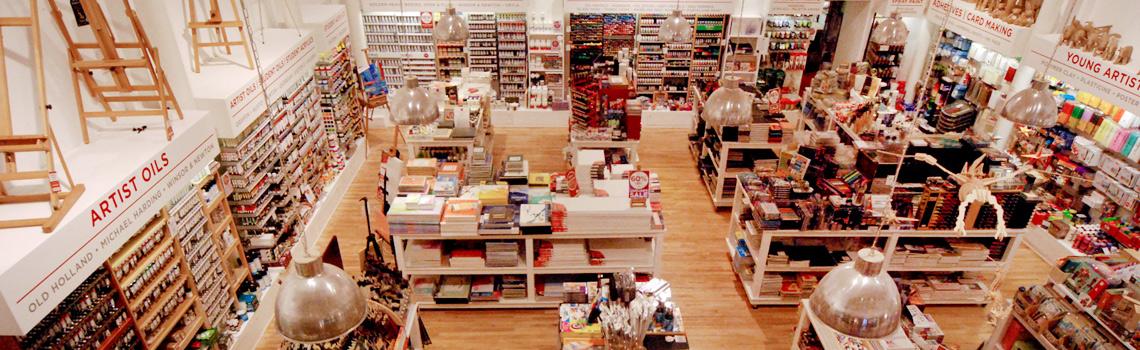 Art Shop Cornwall
