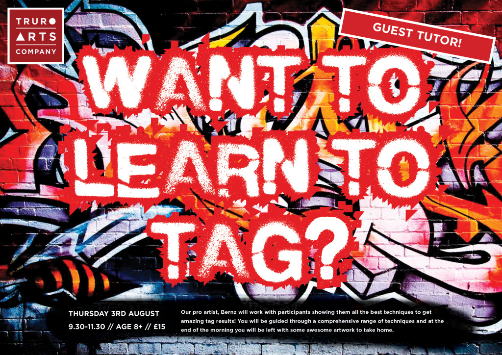 FINAL graffiti poster