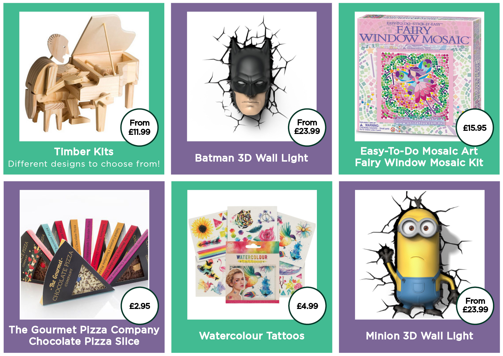 KIDS Gift Ideas 20172
