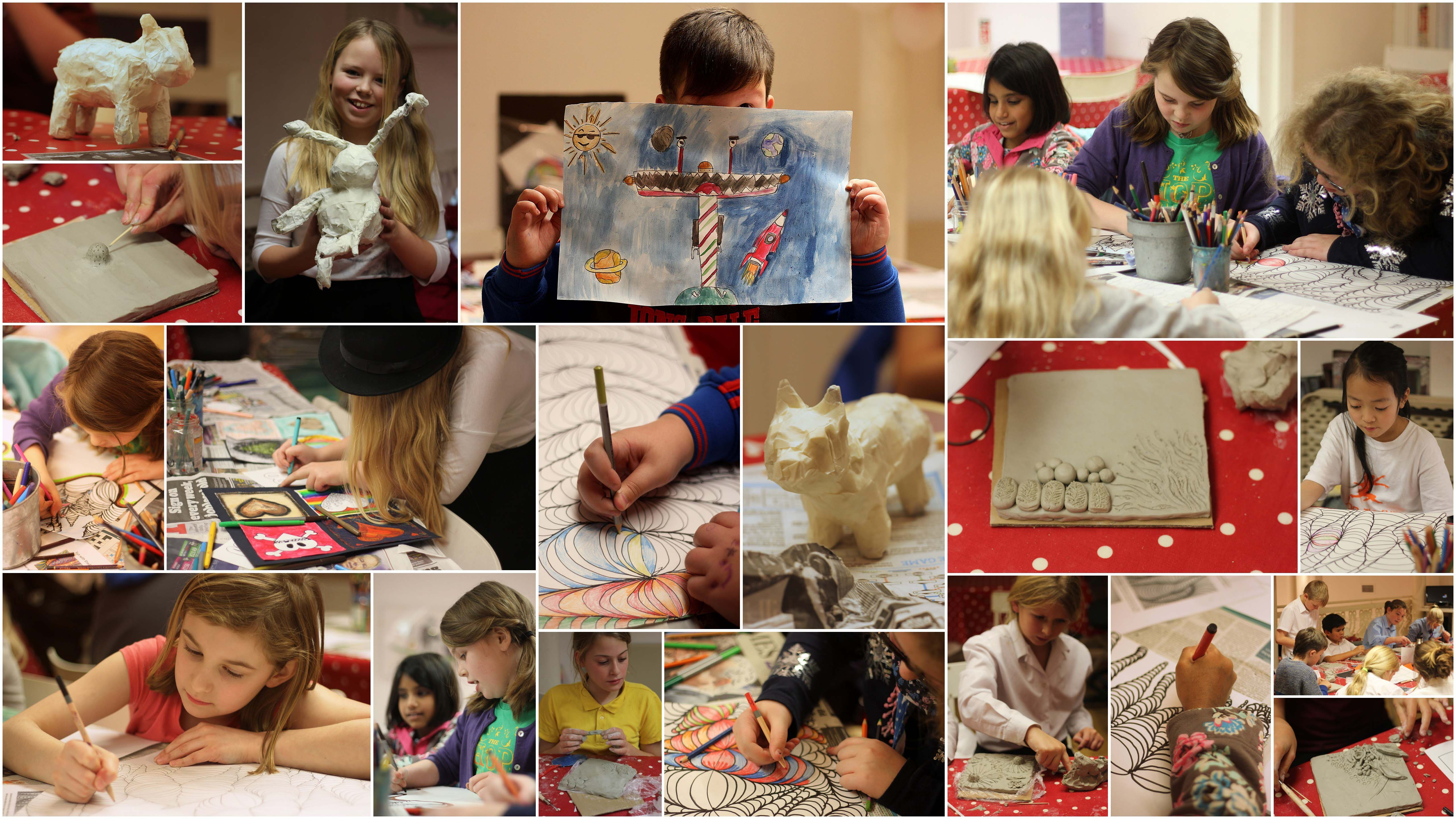 Art Academy (10 -15 year olds)