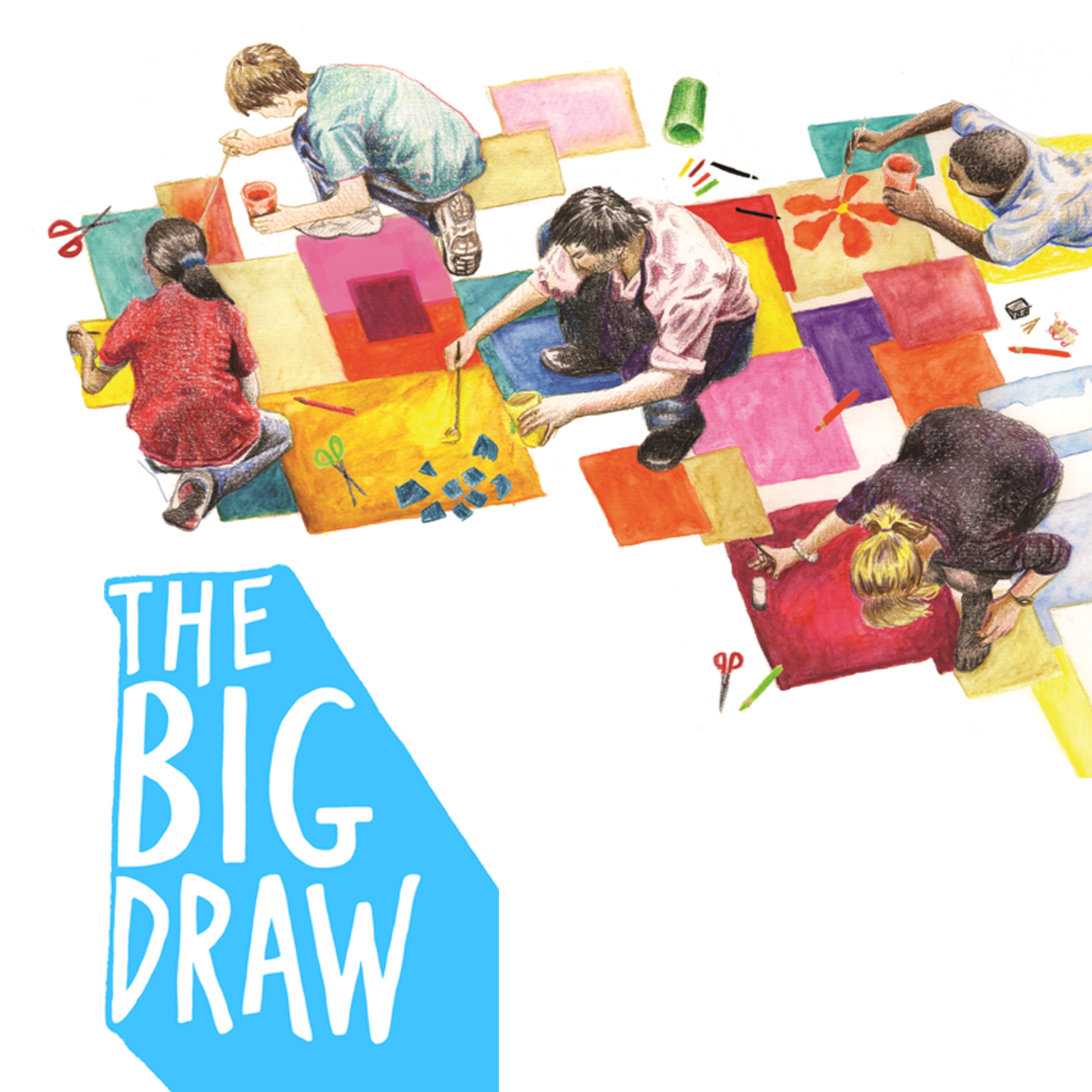 The Big Draw!