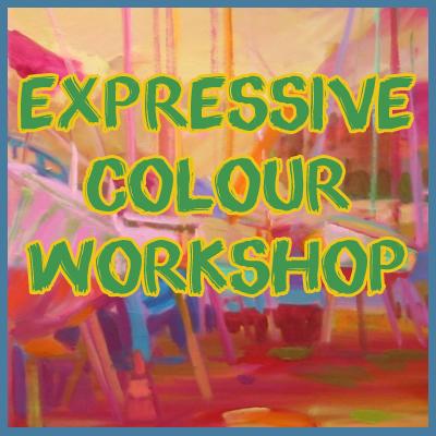 Expressive Use Of Colour Workshop