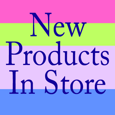 New Products in store
