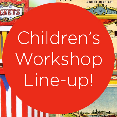 Children's Workshop Line-Up