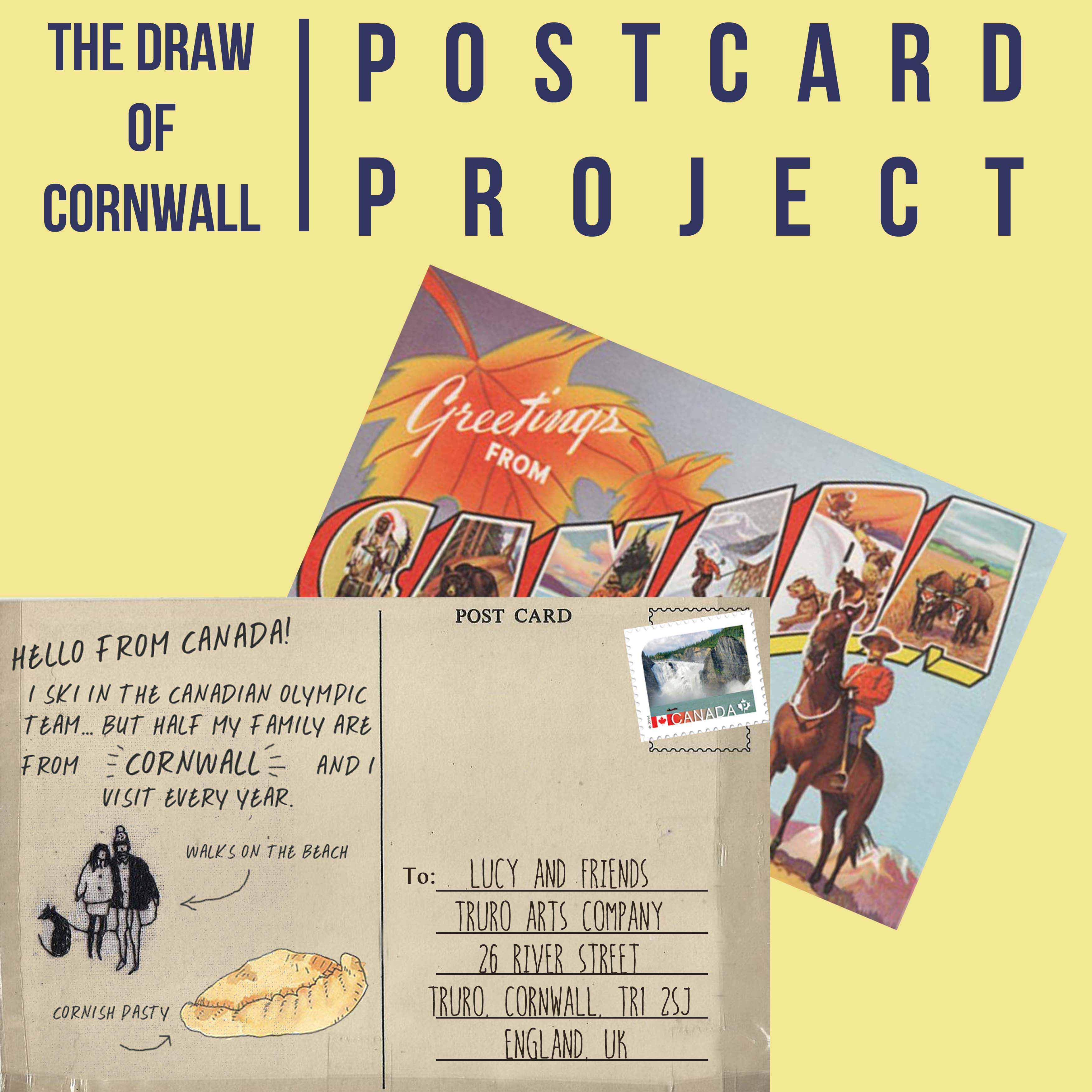 Connected to Cornwall? Spread the Word!