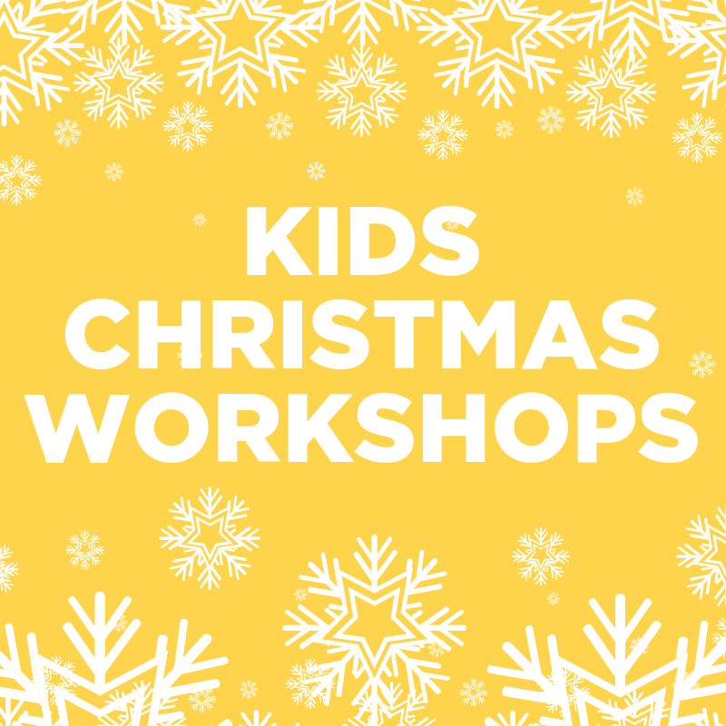 KIDS WORKSHOPS