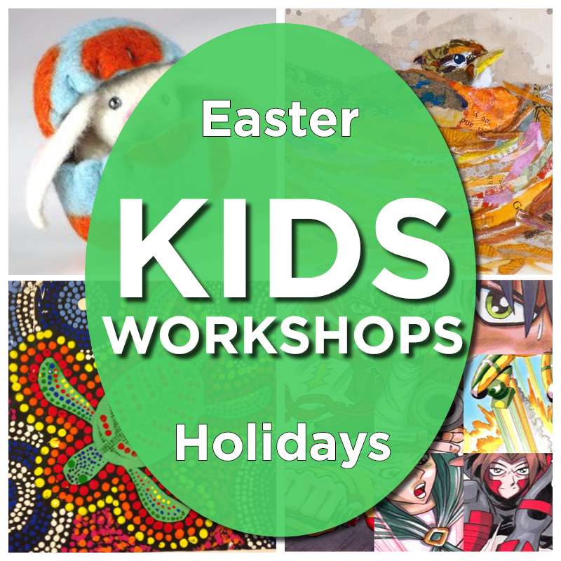 KIDS HALF TERM WORKSHOPS