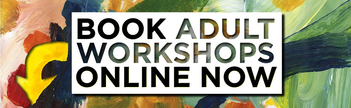Adult Art Workshops at Truro Arts Company
