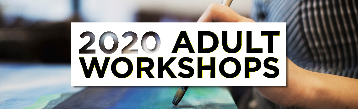 Adult Art Workshops at Truro Arts Company