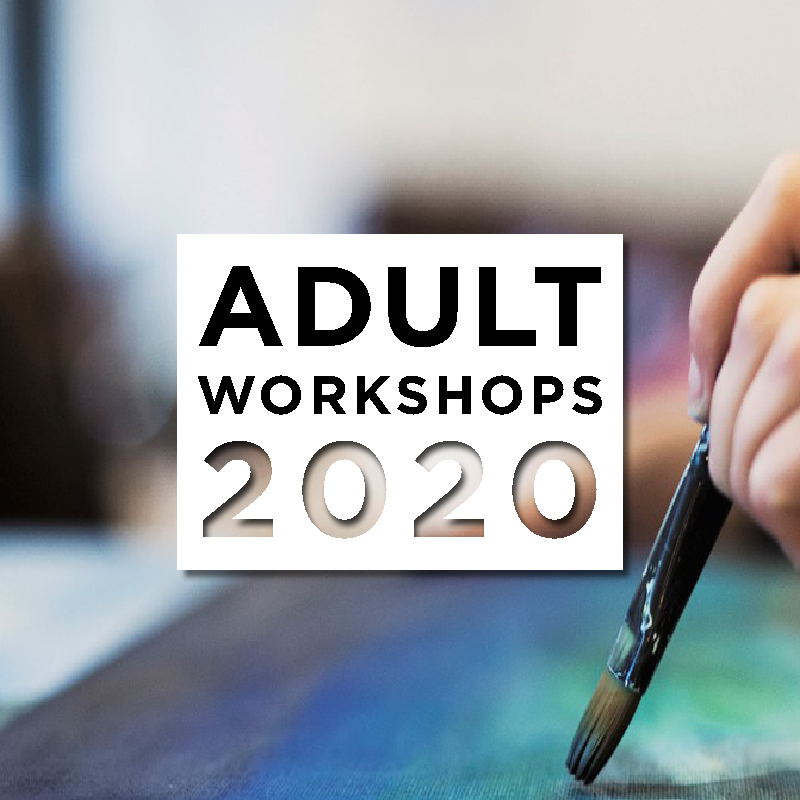 Upcoming Art Workshops
