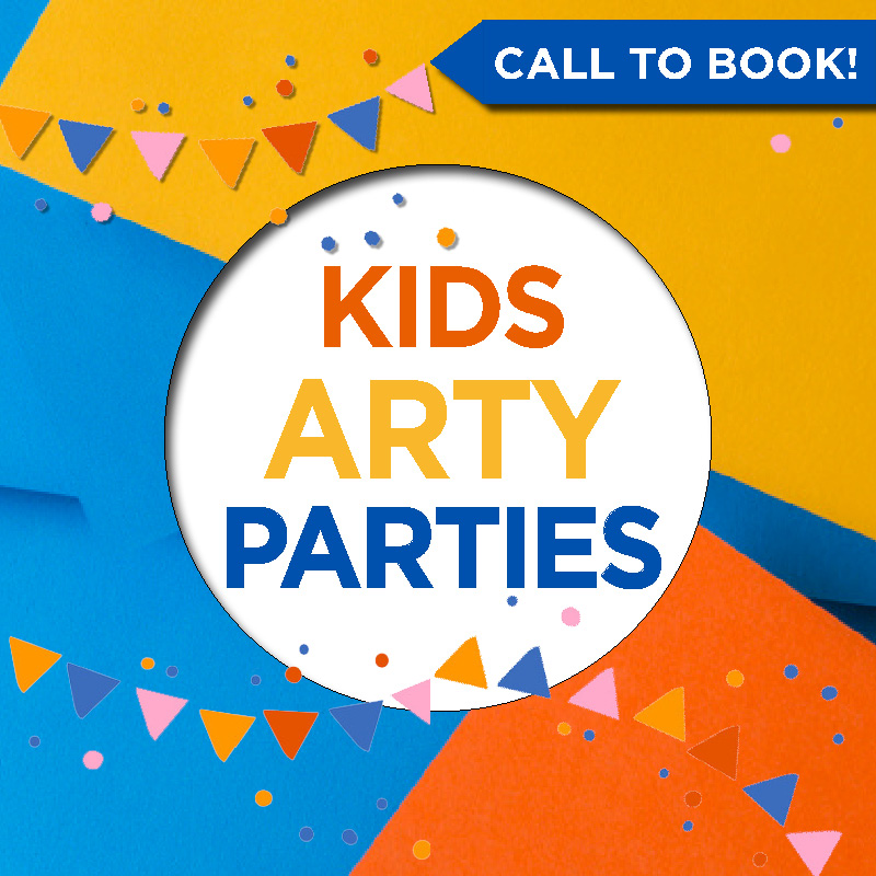 KIDS ARTY PARTIES
