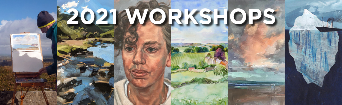 2021 Art Workshops in Cornwalll