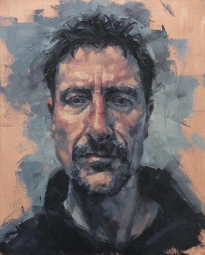 Mark Fennell - Blue self
