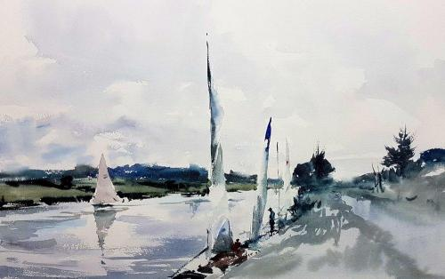 Saltford+sailing